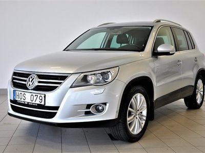 begagnad VW Tiguan 2.0 TDI 4Motion Premium, Of