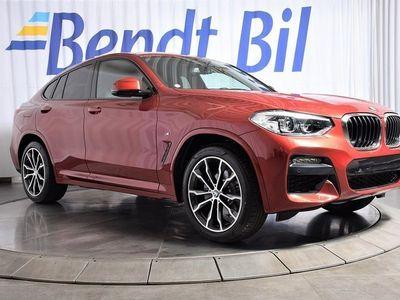 begagnad BMW X4 xDrive20d / M Sport / Värmare
