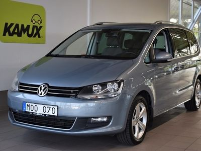 begagnad VW Sharan 2.0 BlueTDI Premium Navi Drag