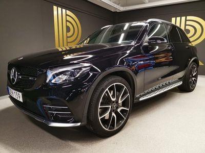 """begagnad Mercedes GLC43 AMG 43 4MATIC (367hk) 21"""" AMG / Navi / Sv-såld"""