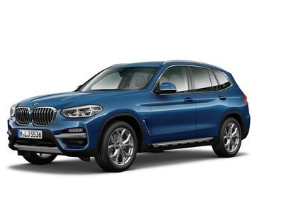 begagnad BMW X3 xDrive30e xLine Navi Drag Innovation Driving Assistant Plus Backkamera