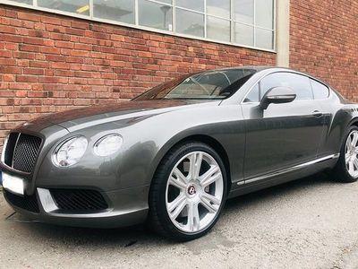 """begagnad Bentley Continental GT V8 20"""" Mulliner 2013, Sedan 849 000 kr"""