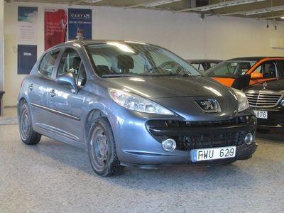 begagnad Peugeot 207 5-dörrar 1.6 VTi Sport 2008, Halvkombi 24 900 kr