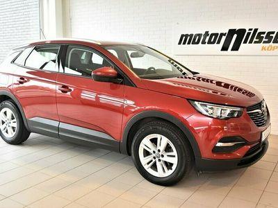 begagnad Opel Grandland X Enjoy 1.2T 130hk Låg skatt/Låga mil