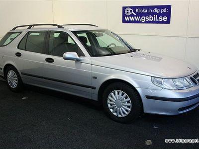 begagnad Saab 9-5 2.0t Linear Sportcombi Kombi 2004