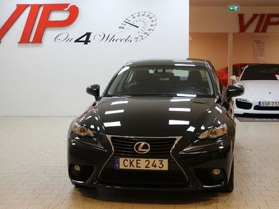 begagnad Lexus IS300h 2.5 CVT Executive Plus