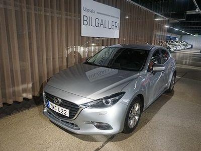 begagnad Mazda 3 2,0 165 hk,. VisionPlus FD. Tjänstebi -18