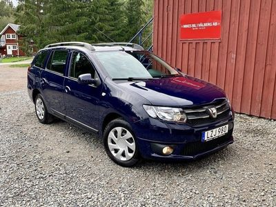 used Dacia Logan MCV 0.9 TCe, 2500 Mil, Aut, Drag -16