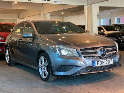 begagnad Mercedes A200 CDI Aut Gps Värmare 136hk