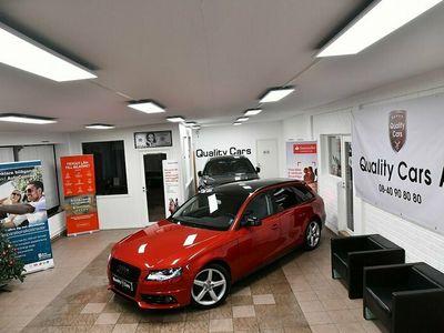 begagnad Audi A4 Avant 2.0 TFSI 180hk Drag S-Line Sport Plus E85