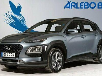 begagnad Hyundai Kona Hybrid Trend