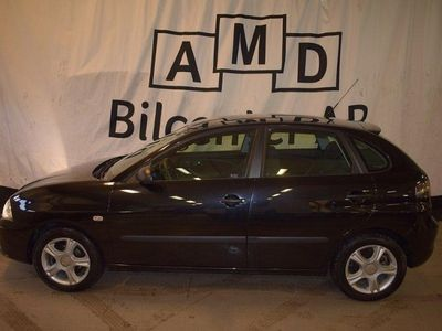 begagnad Seat Ibiza 5-dörrar 1.4 Reference 86hk