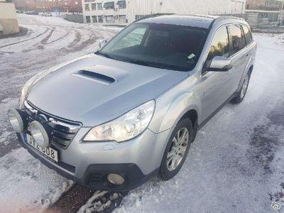 gebraucht Subaru Outback 2,0D Aut Navi Edition, Drag -14