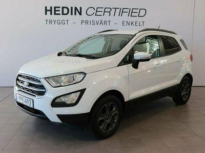 begagnad Ford Ecosport Trend Plus 1.0 T 2018, SUV Pris 144 900 kr