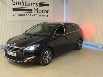 begagnad Peugeot 308 HDi SW (115hk) Allure *1.95%ränta*