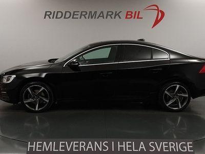 begagnad Volvo S60 D4 (190hk) Momentum, R-Design