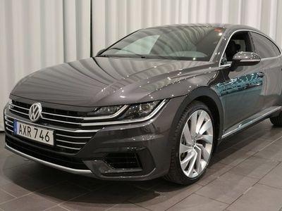 begagnad VW Arteon 2.0 TDI GTS DSG 4M R-line 2018, Sedan 399 500 kr