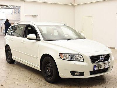 begagnad Volvo V50 D2 115hk SUMMUM CLASSIC / SKINN / 0:- KONTANT