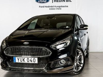begagnad Ford S-MAX 2.0 EcoBlue Automatisk, 240hk -19