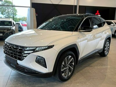 begagnad Hyundai Tucson 1.6T MHEV Essential Design-pkt 2wd