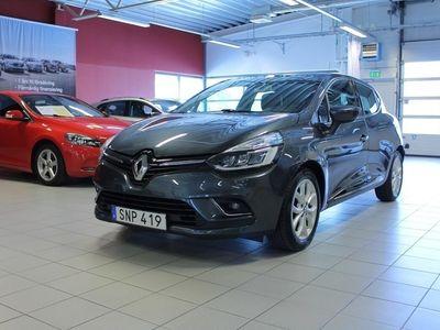 begagnad Renault Clio IV PhII Energy TCe 90 Intens II 5d