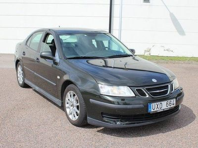 begagnad Saab 9-3 SportSedan 2.0 T Linear 175hk Nybesiktigad