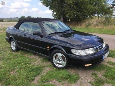 begagnad Saab 9-3 Cabriolet -99