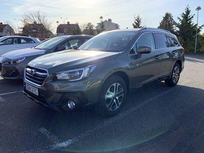 begagnad Subaru Outback 2.5 Ridge -19