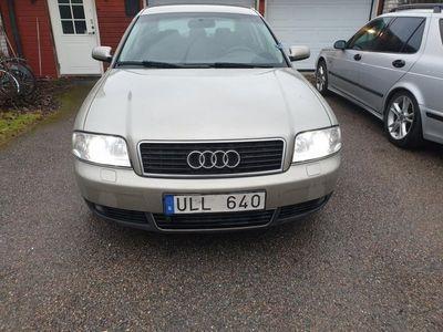 begagnad Audi A6 1.8t