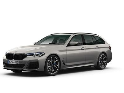 begagnad BMW 540 d xDrive / Ultimate Edition / Bowers & Wilkins