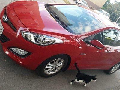 begagnad Hyundai i30 1,6 premium