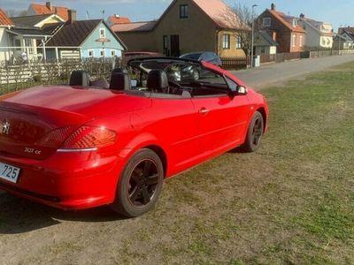 begagnad Peugeot 307 CC 2,0 TIPTR