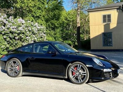 begagnad Porsche 911 Carrera 4S Sport Chrono