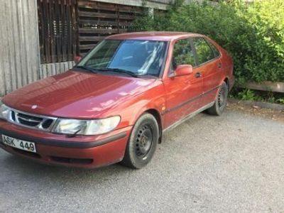 begagnad Saab 9-3 se 2.0 turbo -99