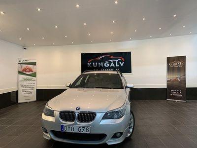 begagnad BMW 525 i*M-Sport*NYBESIKTIGAD*NYSERVAD