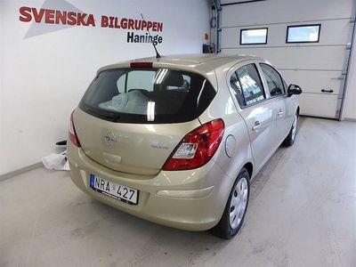 begagnad Opel Corsa 1,3 CDTI ecoFlex 5D AC S+V-däck Halvkombi