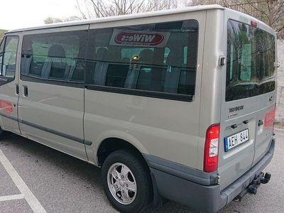 begagnad Ford Tourneo 2.2 TDCi Minibuss