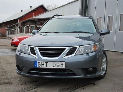 begagnad Saab 9-3 VECTOR ,2.0T AUT