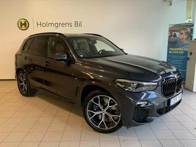begagnad BMW X5 xDrive45e M Sport Innovation Ed Komfortstol Drag