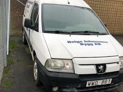 begagnad Peugeot Expert defekt