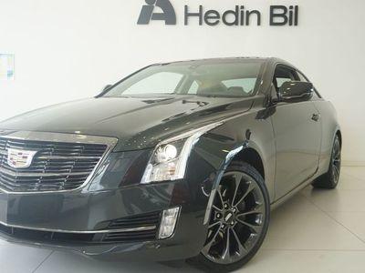 begagnad Cadillac ATS COUPE