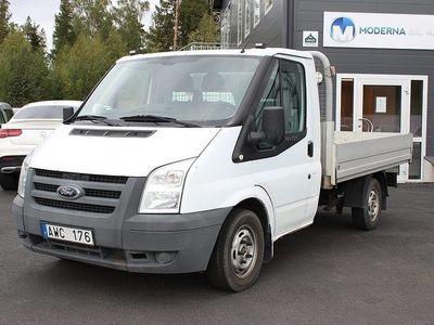 begagnad Ford Transit 2.2 TDCI FLAK 3-SITS D-VÄRM