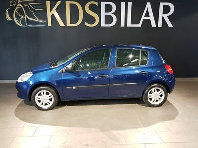 begagnad Renault Clio III 1.2 75hk 5dr NYBES