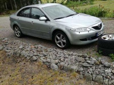 gebraucht Mazda 6 kombi sedan 2.0 T -04