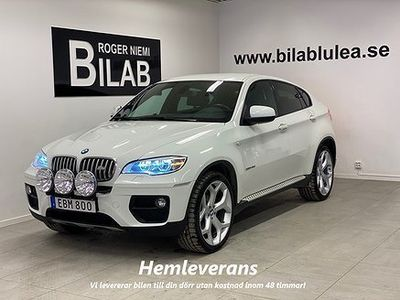 begagnad BMW X6 xDrive40d Steptronic M Sport 306hk