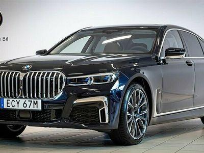 begagnad BMW 740 d xDrive M Sport Bowers & Wilkings Night Vision