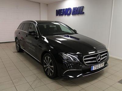 begagnad Mercedes E300 T PLUG-IN dKombi