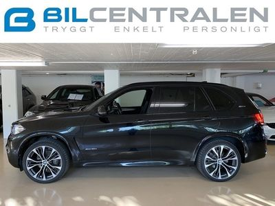 begagnad BMW X5 xDrive40e xDrive 40e M-Sport 2.95% Ränta Euro 6 313hk