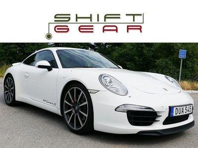 gebraucht Porsche 911 Carrera S 991PDK PTV SE SKICK UTR 2012, Personbil 825 000 kr