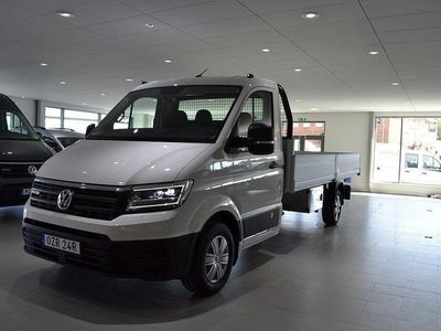 begagnad VW Crafter TDI 177 4x4 DSG 4490mm